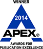 APEX 2014 Award Winner